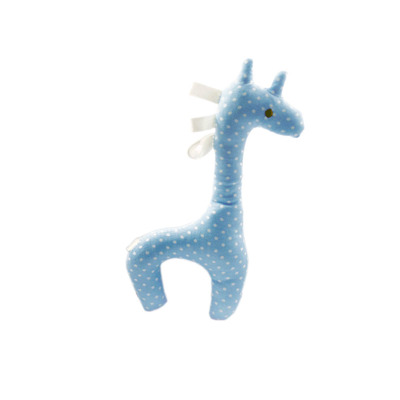Blue Giraffe Plush Toy