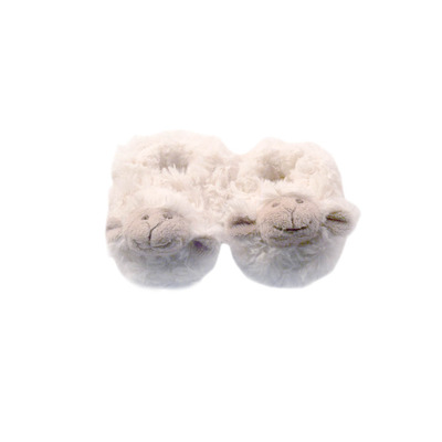 Sheepishly Cute Warm Slippers