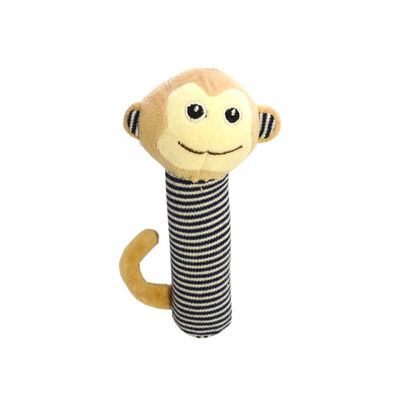 Navy Monkey Rattle