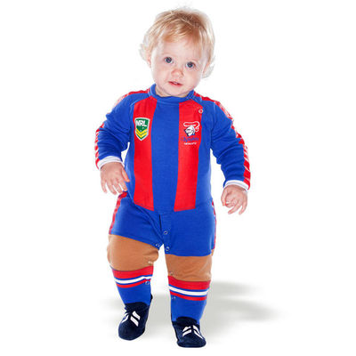 NRL Newcastle Knights Onesie