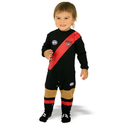 AFL Essendon Bombers Onesie
