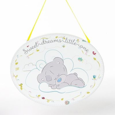 Tiny Tatty Teddy - Sweet Dreams Wall Plaque