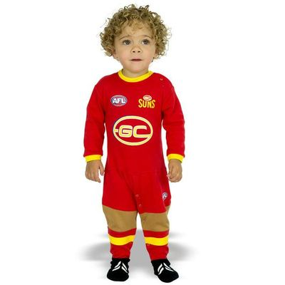 AFL Gold Coast Suns Onesie