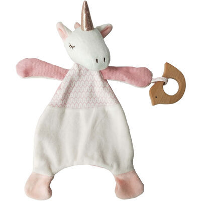 Unicorn Comforter White