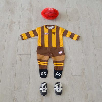 AFL Hawthorn Hawks - Harnessing the Hawk Spirit
