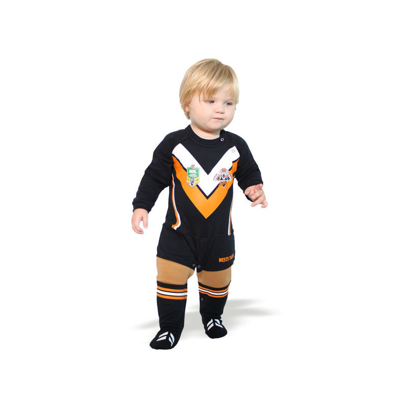 NRL Wests Tigers Onesie
