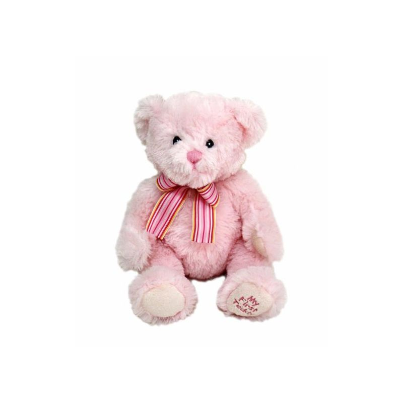 My First Teddy Pink 11 Inches