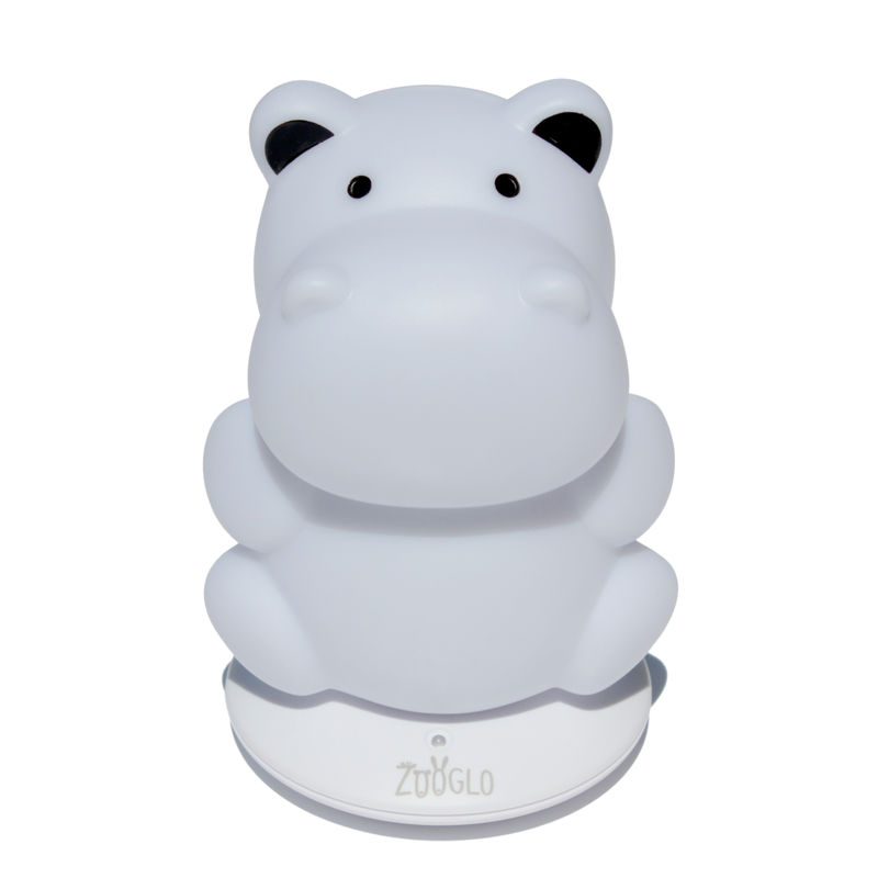 Rechargeable LED night light - Hippo
