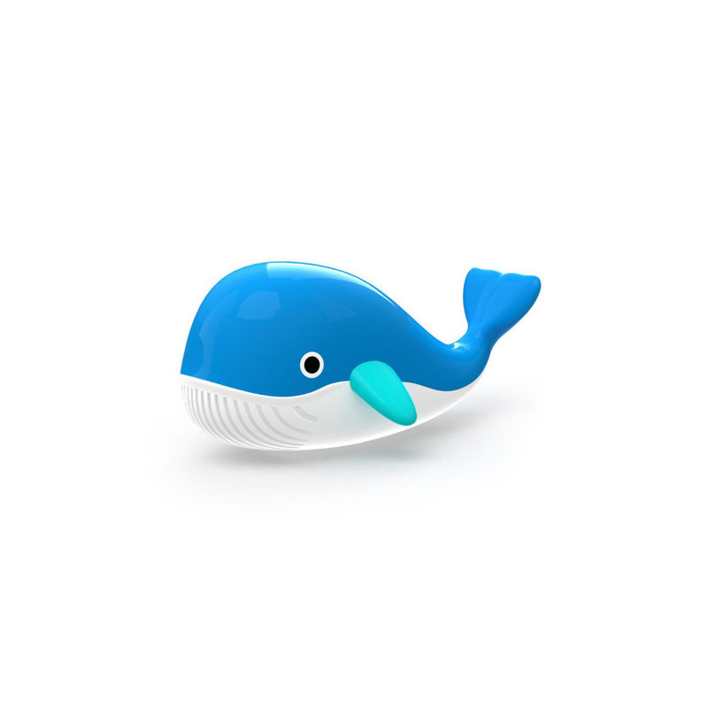 Floating Whale - Blue