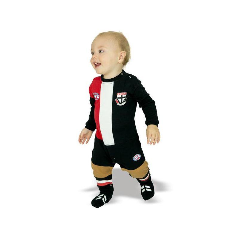 AFL St Kilda Saints Onesie