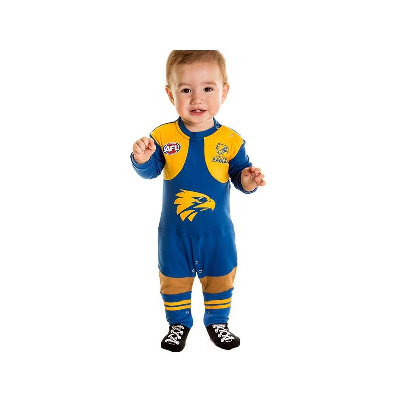 AFL West Coast Eagles Onesie
