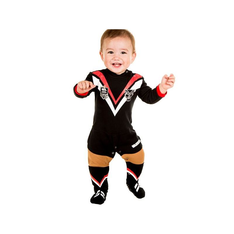 NRL Warriors Onesie