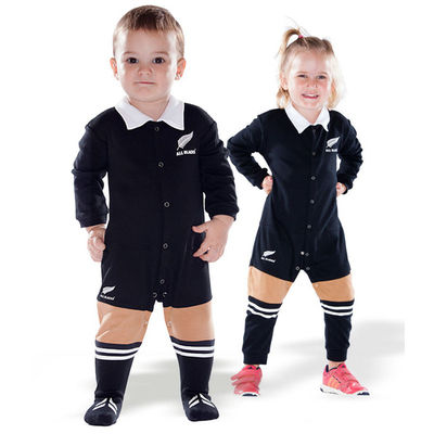 NZ All Blacks Onesie