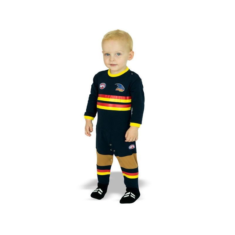 AFL Adelaide Crows Onesie