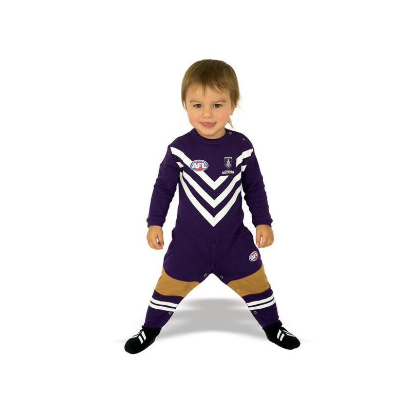 AFL Freemantle Dockers Onesie