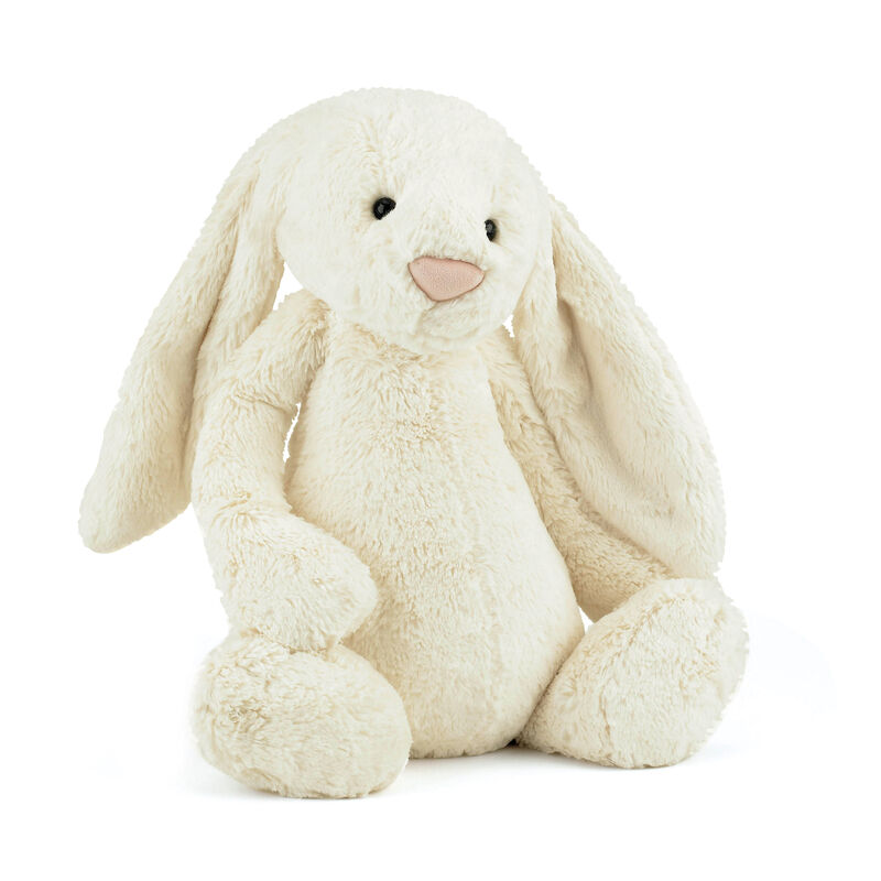 Jellycat Bashful Cream Bunny Chime